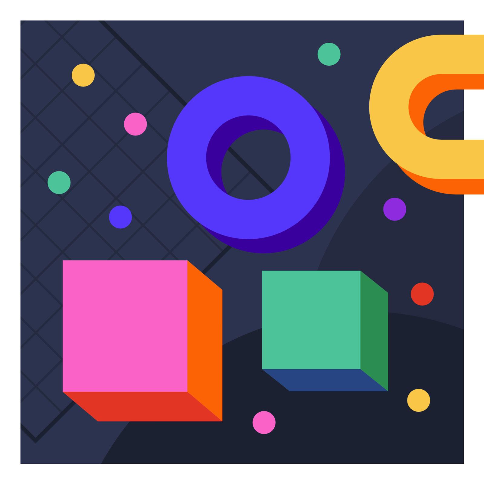 Arc-n-cube-s