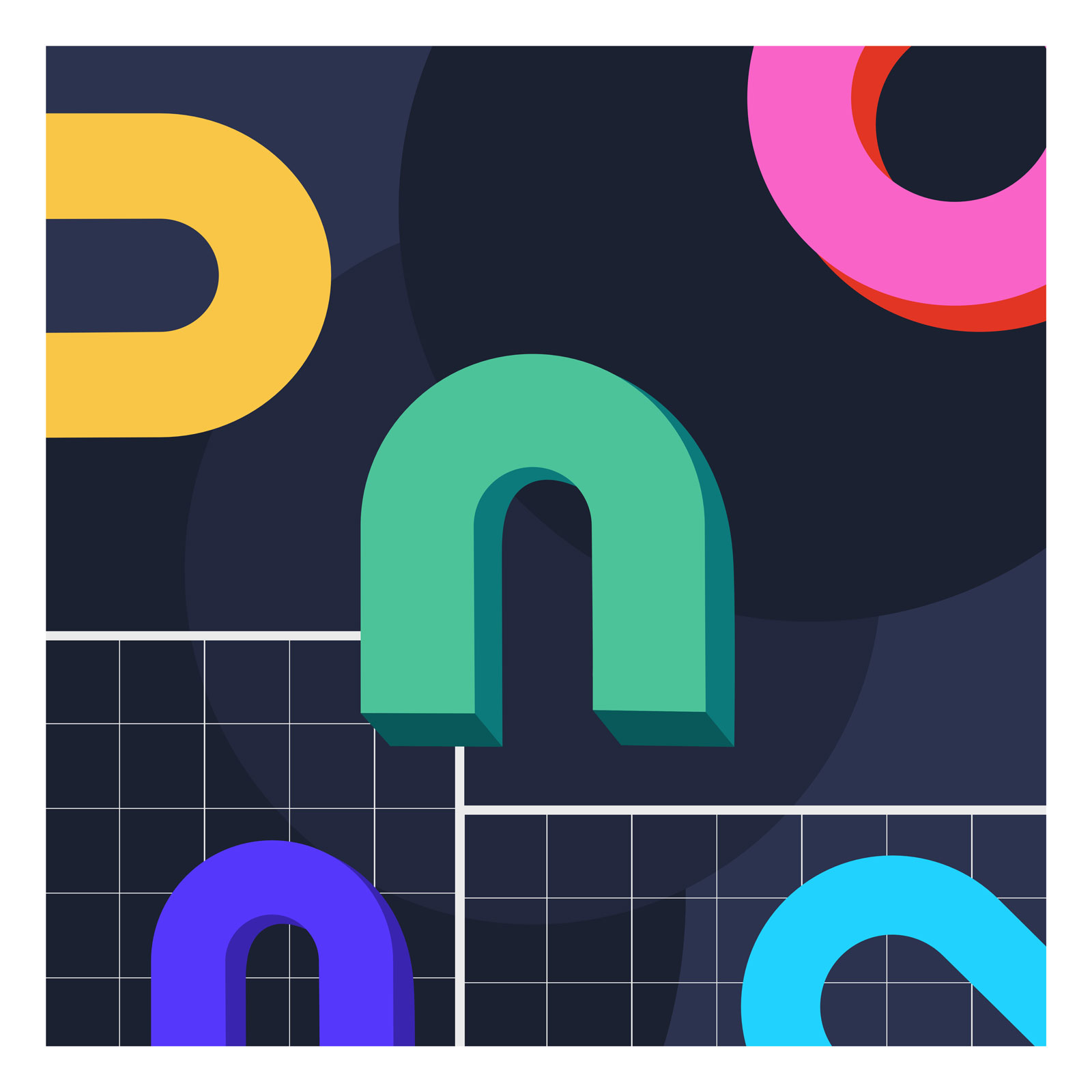 Arc-n-grid-s